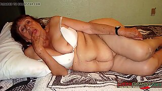LatinaGrannY Awesome Amateur Pictures Collection