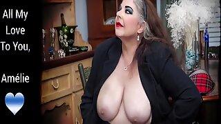 Large tits