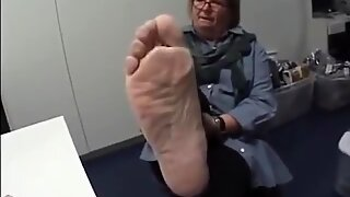 Sexy Soles Ever - 55 Years Old