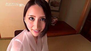 Rina Nanase :: Please Forgive Her multiple Orgasms 1 - CARIB
