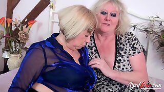 AgedLovE Claire Knight and Trisha xxx group