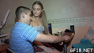 Youthful taut girl porn