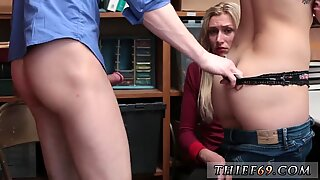 Red head and blonde A mother and duddy s daughter who have been caught shoplifting before - Nicolle A