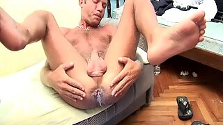 Gay Bareback Hot Facial Cum