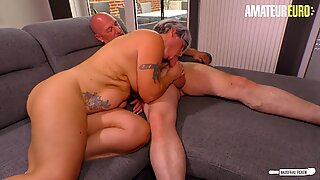 AmateurEuro -Hot GILF Wife Goes For Afternoon Hard Sex