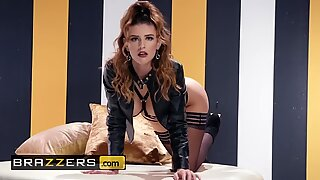Brazzers - adult movie star Michele James Got big globes and likes to show them
