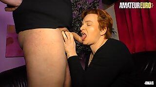 XXXOmas - Craving BBW German GILF In Hot Sex With Neighbor