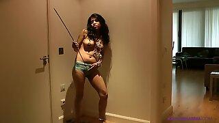 Kavya Sharma XXX Porn Video With Tantalizing Masturbation