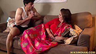 Pregnant desi bhabhi fucked in the ass by her servant