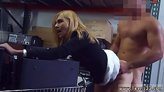 Hardcore club orgy and petite blonde anal xxx Hot Milf Banged At The PawnSHop