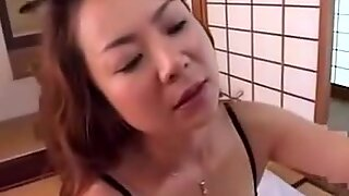 Striking Oriental Mom With A Perfect Ass Has A Hunger For Y